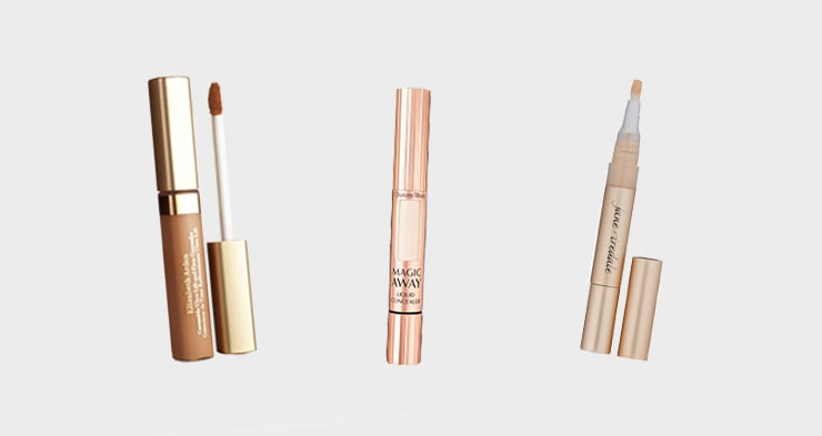 find here best under eye concealer for wrinkles