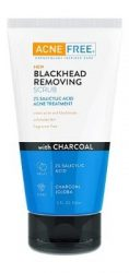 Acne Free Exfoliating Face Scrub