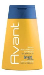 Devoted Creations Tingle Dark Tanning Lotions