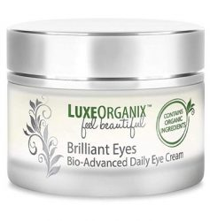 LuxeOrganix Natural Under-Eye Cream