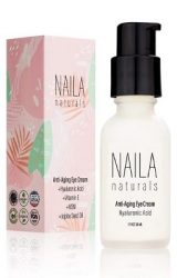 Naila Naturals eye firming cream