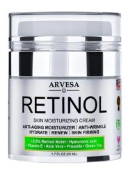Retinol Moisturizing Cream by Arvesa